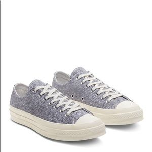 Converse Unisex Chuck 70 Recycled Oxford Sneakers